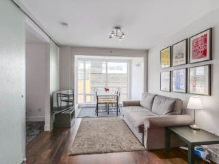 Photo 3: 705 565 SMITHE STREET in Vancouver: Downtown VW Condo for sale (Vancouver West)  : MLS®# R2116160