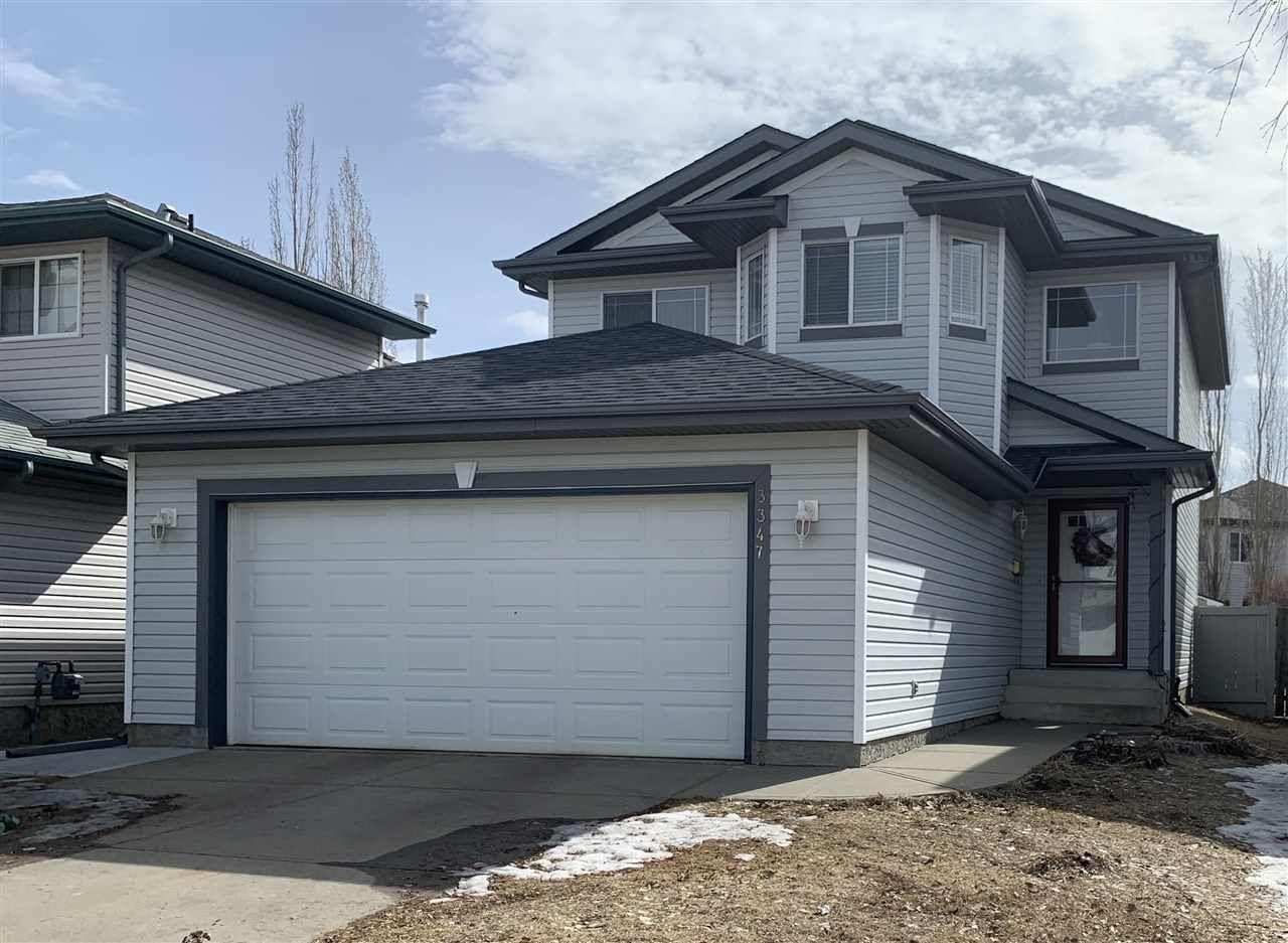 Main Photo: 3347 26 Avenue NW in Edmonton: Zone 30 House for sale : MLS®# E4235739