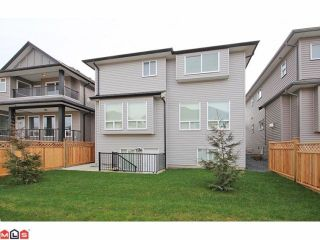 """Photo 10: 21051 80A AV in Langley: Willoughby Heights House for sale in """"Yorkson South"""" : MLS®# F1205658"""