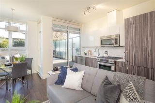 """Photo 1: 212 2250 COMMERCIAL Drive in Vancouver: Grandview VE Condo for sale in """"MARQUEE"""" (Vancouver East)  : MLS®# R2241170"""