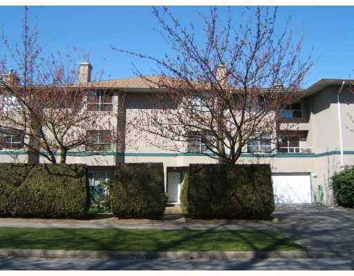 """Main Photo: # 16 3476 COAST MERIDIAN RD in Port Coquitlam: Lincoln Park PQ Condo for sale in """"LAURIER MEWS"""" : MLS®# V808118"""