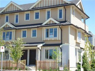 Photo 1: 7010 GRIFFITHS Avenue in Burnaby: Highgate Townhouse for sale (Burnaby South)  : MLS®# V873520
