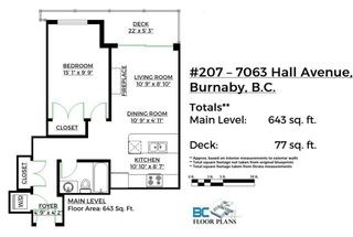 """Photo 20: 207 7063 HALL Avenue in Burnaby: Highgate Condo for sale in """"EMERSON"""" (Burnaby South)  : MLS®# R2121220"""
