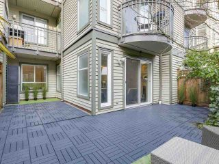 Photo 1: 106 888 W 13TH Avenue in Vancouver: Fairview VW Condo for sale (Vancouver West)  : MLS®# R2241076