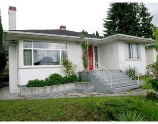 Photo 1: 8151 10TH AV in Burnaby: House for sale (East Burnaby)  : MLS®# V593055