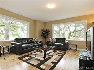 Photo 2: 1274 Vista Hts in VICTORIA: Vi Hillside Half Duplex for sale (Victoria)  : MLS®# 611096