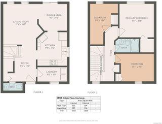 Photo 8: 1830B Cleland Pl in Courtenay: CV Courtenay City Half Duplex for sale (Comox Valley)  : MLS®# 877976