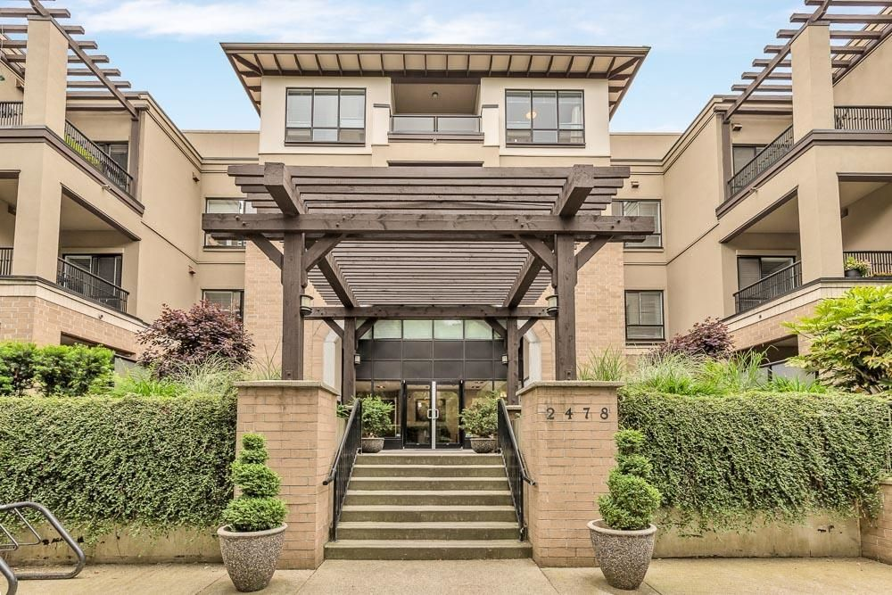 """Main Photo: 214 2478 WELCHER Avenue in Port Coquitlam: Central Pt Coquitlam Condo for sale in """"HARMONY"""" : MLS®# R2616444"""