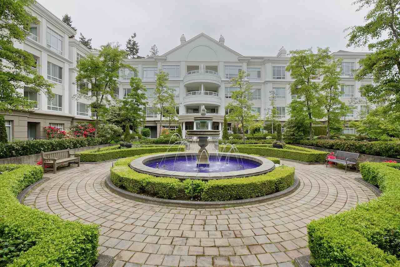 """Main Photo: 424 5735 HAMPTON Place in Vancouver: University VW Condo for sale in """"THE BRISTOL"""" (Vancouver West)  : MLS®# R2089094"""