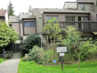 Photo 1: 3021 ARIES Place in Burnaby: Simon Fraser Hills Townhouse for sale (Burnaby North)  : MLS®# V945552
