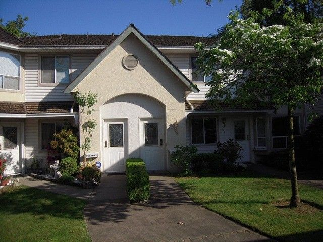 Main Photo: 38 3380 GLADWIN Road in Abbotsford: Central Abbotsford Townhouse for sale : MLS®# F1310956