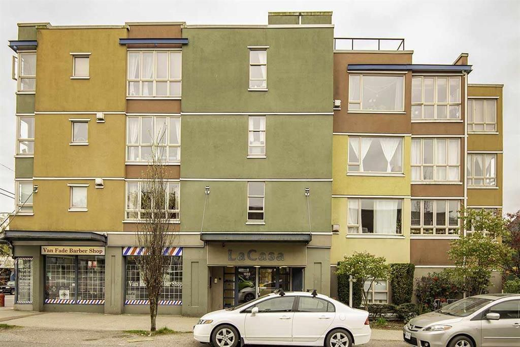 Main Photo: 311 1688 E 4th Avenue in Vancouver: Grandview Woodland Condo for sale (Vancouver East)  : MLS®# R2451147