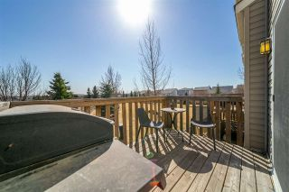 Photo 28: 22 15151 43 Street in Edmonton: Zone 02 House Half Duplex for sale : MLS®# E4239001