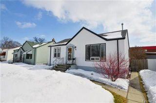 Photo 1: 36 Glenlawn Avenue in Winnipeg: Elm Park Residential for sale (2C)  : MLS®# 1806385