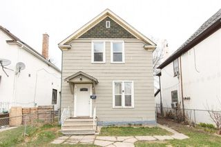 Photo 1: 427 College Avenue in Winnipeg: North End Residential for sale (4A)  : MLS®# 202110127