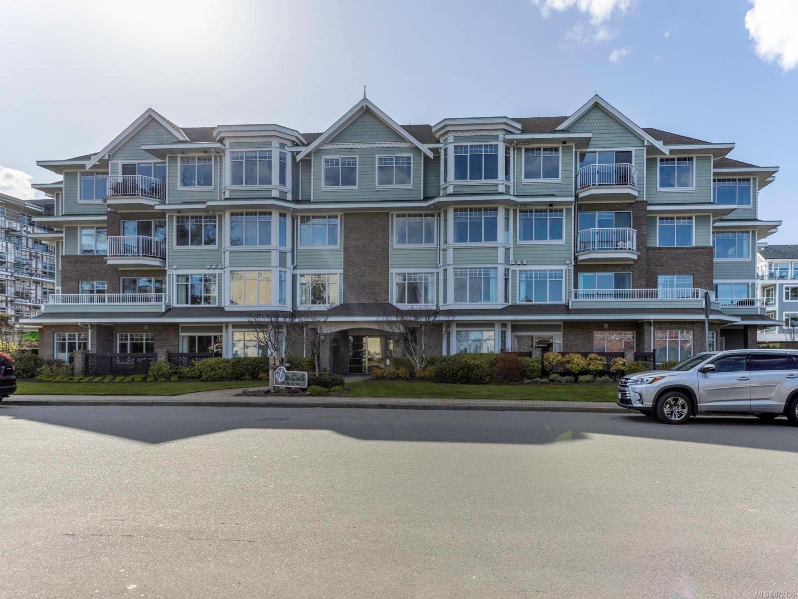 Main Photo: 304 9870 Second St in : Si Sidney North-East Condo for sale (Sidney)  : MLS®# 872135