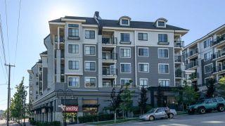 "Photo 1: 301 202 LEBLEU Street in Coquitlam: Maillardville Condo for sale in ""MACKIN PARK"" : MLS®# R2180472"