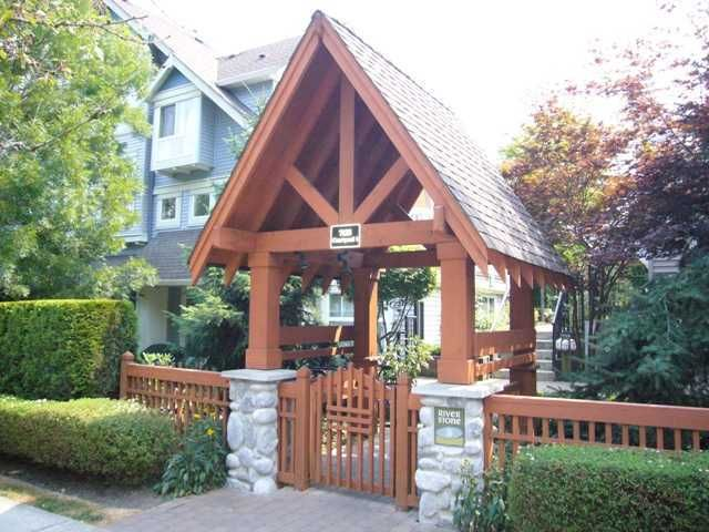 """Main Photo: 27 7128 STRIDE Avenue in Burnaby: Edmonds BE Condo for sale in """"RIVERSTONE"""" (Burnaby East)  : MLS®# V893192"""