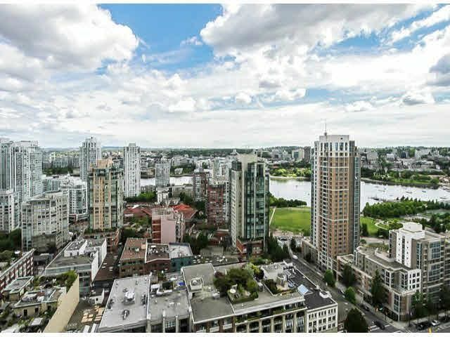 Main Photo: 2601 1238 RICHARDS Street in Vancouver: Yaletown Condo for sale (Vancouver West)  : MLS®# R2597101