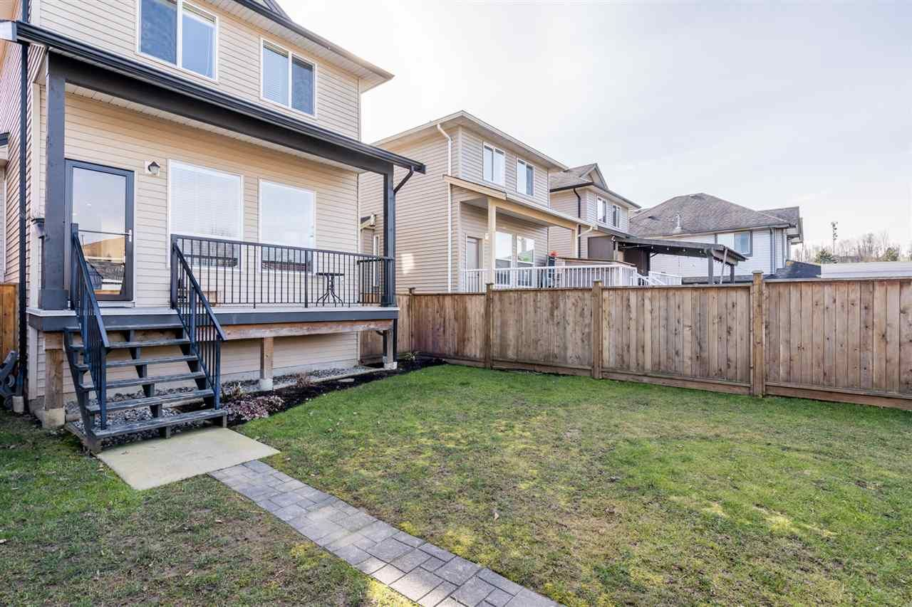 """Photo 30: Photos: 34777 1ST Avenue in Abbotsford: Poplar House for sale in """"Huntingdon Village"""" : MLS®# R2545017"""