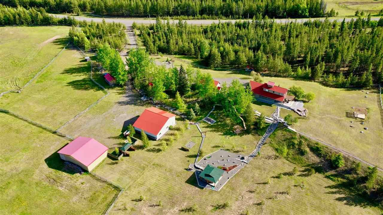 Main Photo: 12984 BRAESIDE Road in Vanderhoof: Vanderhoof - Rural House for sale (Vanderhoof And Area (Zone 56))  : MLS®# R2467744
