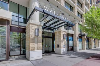 Photo 2: 619 222 RIVERFRONT Avenue SW in Calgary: Chinatown Apartment for sale : MLS®# A1102537