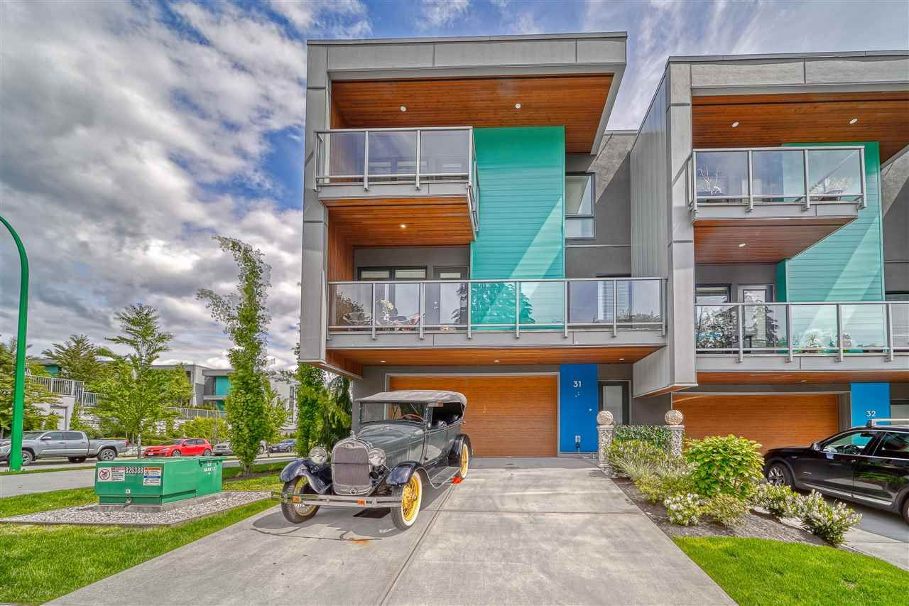 Main Photo: 31 3595 SALAL Drive in North Vancouver: Roche Point Townhouse for sale : MLS®# R2580265