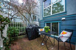 """Photo 16: 9 877 W 7TH Avenue in Vancouver: Fairview VW Townhouse for sale in """"EMERALD COURT"""" (Vancouver West)  : MLS®# R2341517"""