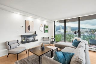 """Photo 6: 1003 140 E KEITH Road in North Vancouver: Central Lonsdale Condo for sale in """"The Keith 100"""" : MLS®# R2625765"""
