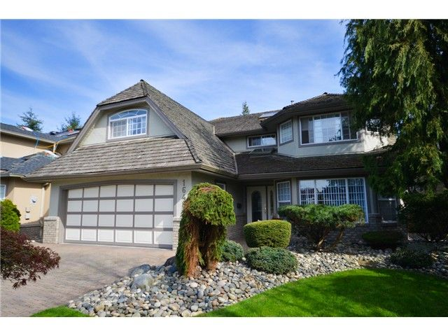 """Photo 1: Photos: 1648 SPYGLASS Crescent in Tsawwassen: Cliff Drive House for sale in """"Imperial Village"""" : MLS®# V1114197"""