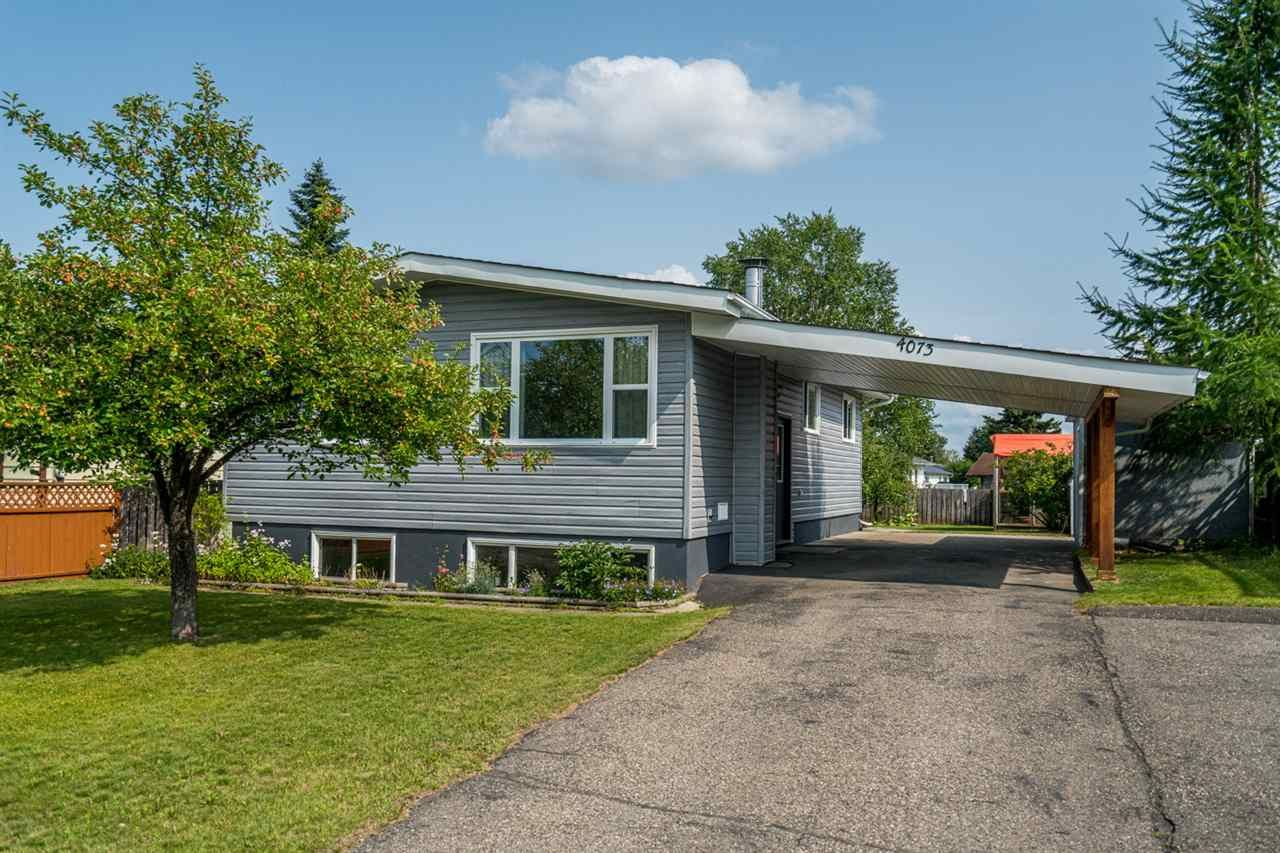 Main Photo: 4073 CAMPBELL Avenue in Prince George: Pinewood House for sale (PG City West (Zone 71))  : MLS®# R2394471
