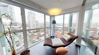 "Photo 13: 1503 283 DAVIE Street in Vancouver: Yaletown Condo for sale in ""Pacific Plaza"" (Vancouver West)  : MLS®# R2542076"