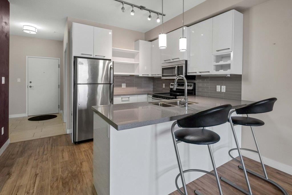 Main Photo: 305 10418 81 Avenue in Edmonton: Zone 15 Condo for sale : MLS®# E4249159