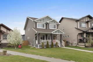 Photo 2: 100 HEWITT Circle: Spruce Grove House for sale : MLS®# E4247362