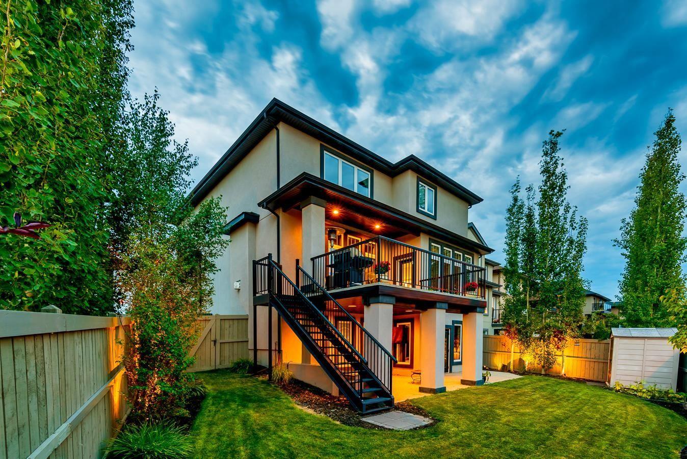 Main Photo: 2728 WATCHER Way in Edmonton: Zone 56 House for sale : MLS®# E4262374