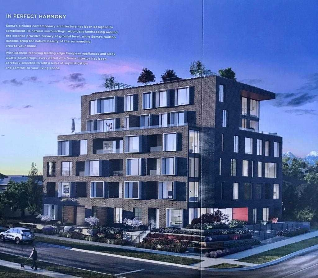 """Main Photo: 101 7777 CAMBIE Street in Vancouver: Marpole Condo for sale in """"SOMA"""" (Vancouver West)  : MLS®# R2588980"""