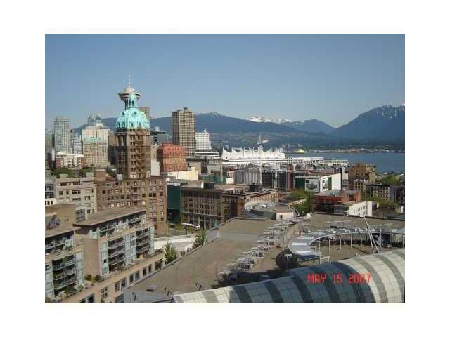 """Main Photo: 2206 58 KEEFER Place in Vancouver: Downtown VW Condo for sale in """"FRENZEI-DOWNTOWN"""" (Vancouver West)  : MLS®# V896555"""