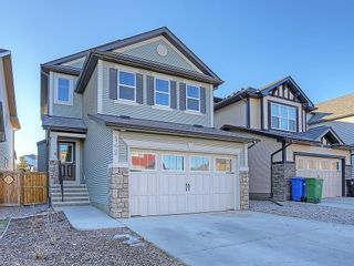 Photo 1: 142 SAGE BANK Grove NW in Calgary: Sage Hill House for sale : MLS®# C4149523