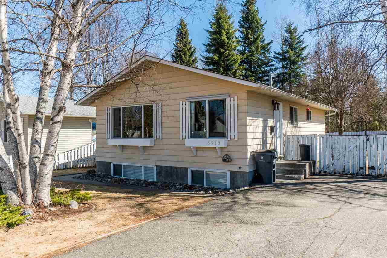 Main Photo: 6913 FAIRMONT Crescent in Prince George: Lower College House for sale (PG City South (Zone 74))  : MLS®# R2565300