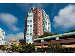 Photo 1: # 1004 130 E 2ND ST in North Vancouver: Lower Lonsdale Condo for sale : MLS®# V1012101