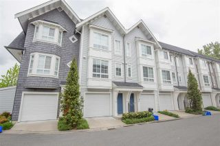 Photo 1: 93 8476 207A Street in Langley: Willoughby Heights Townhouse for sale : MLS®# R2576022