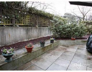 """Photo 9: 103 1006 CORNWALL Street in New_Westminster: Uptown NW Condo for sale in """"Cornwall Terrace"""" (New Westminster)  : MLS®# V695174"""