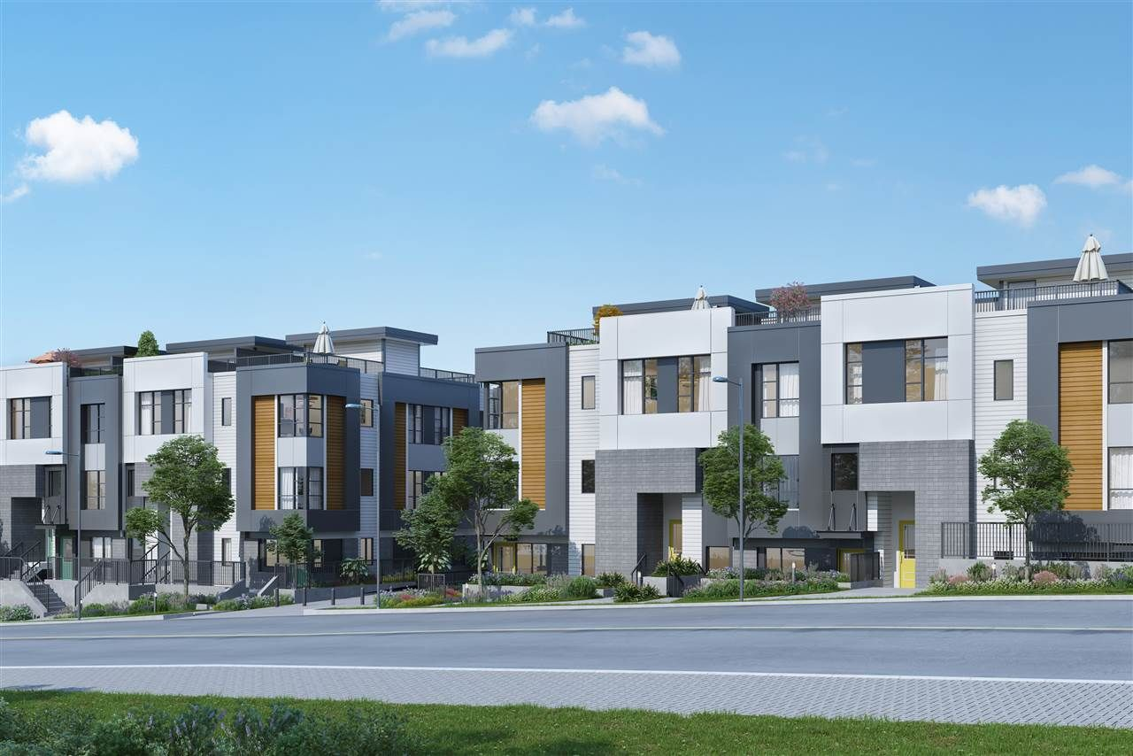 """Main Photo: 60 1419 MCCALLUM Road in Abbotsford: Poplar Townhouse for sale in """"Unity"""" : MLS®# R2549417"""