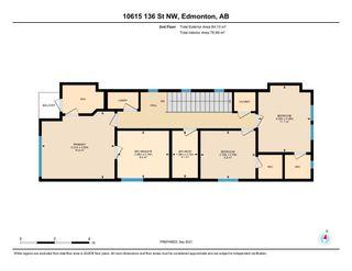 Photo 49: 10615 136 Street in Edmonton: Zone 11 House for sale : MLS®# E4261656