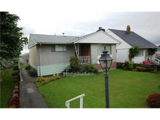 Photo 2: 3363 DIEPPE DR in Vancouver: Renfrew Heights House for sale (Vancouver East)  : MLS®# V1008087