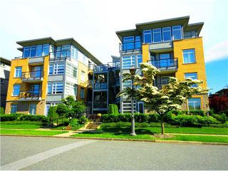 """Photo 1: 101 5692 KINGS Road in Vancouver: University VW Condo for sale in """"O'KEEFE"""" (Vancouver West)  : MLS®# V1005158"""