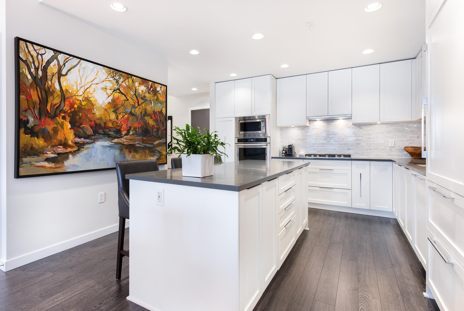 Main Photo: 405 3873 Cates Landing Way in North Vancouver: Deep Cove Condo for sale : MLS®# R2335541