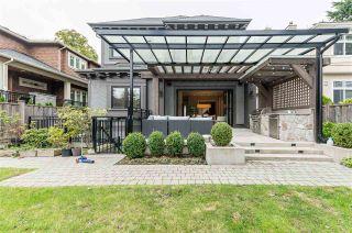 Photo 34: 6520 LABURNUM Street in Vancouver: Kerrisdale House for sale (Vancouver West)  : MLS®# R2509951