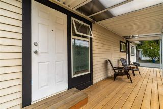 "Photo 7: 28 3942 COLUMBIA VALLEY Road: Cultus Lake Manufactured Home for sale in ""Cultus Lake Village"" : MLS®# R2575446"