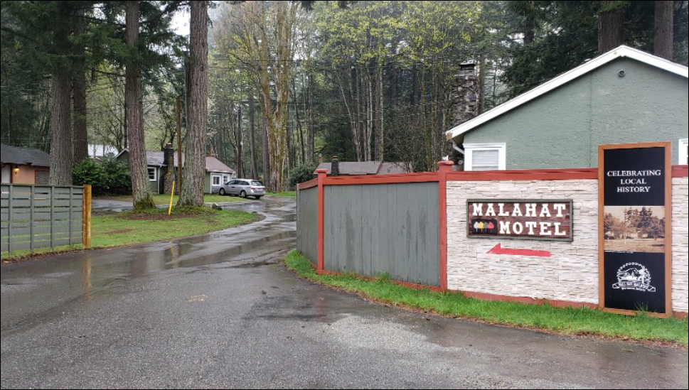 Main Photo:  in Malahat: Business with Property for sale (Out of Town)
